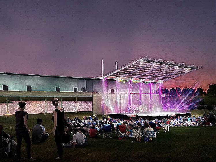 Levitt Pavilion, Houston, Texas - Opening 2021  levitthouston.org