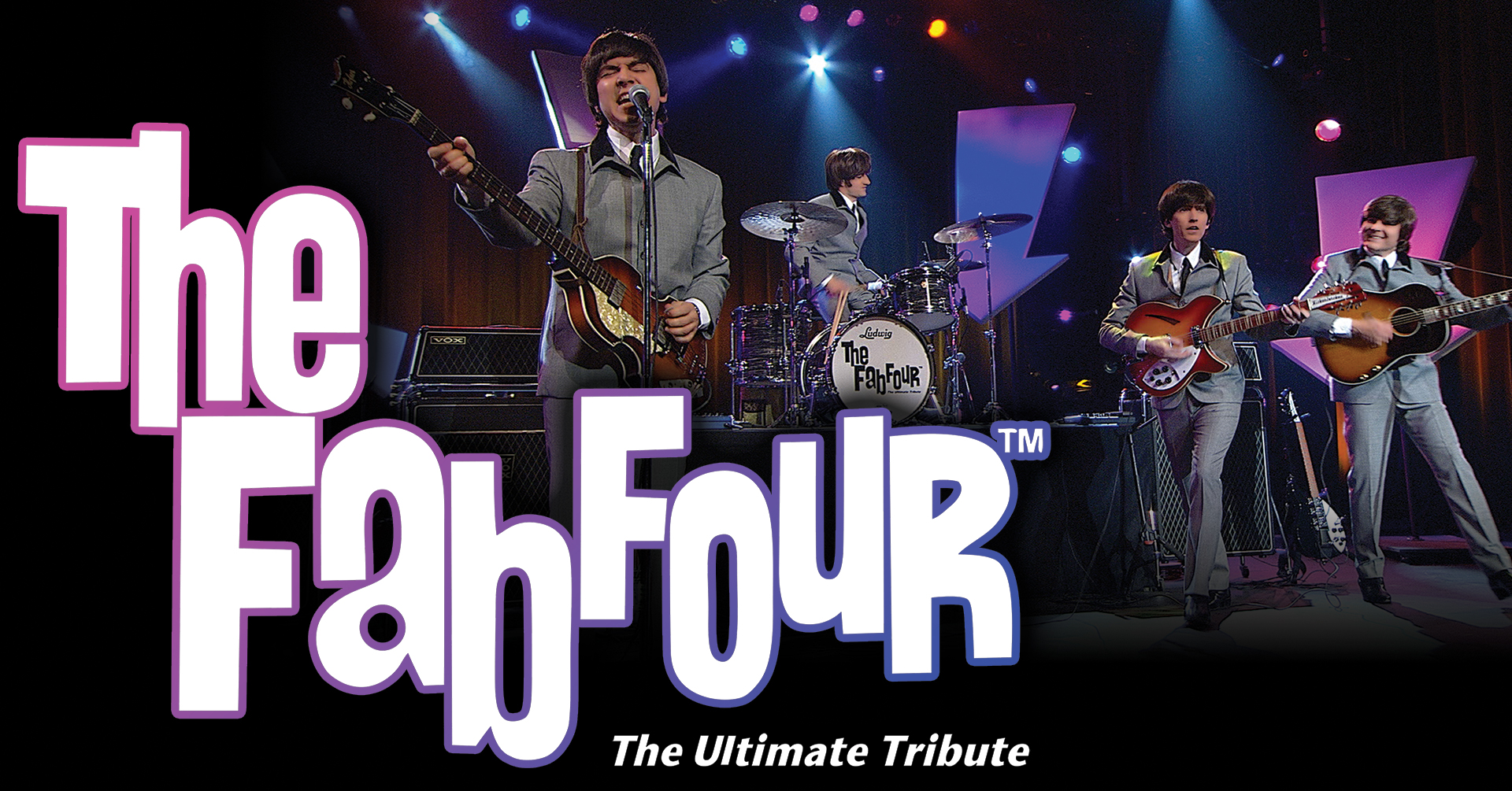 The Fab Four at Levitt Pavilion Denver