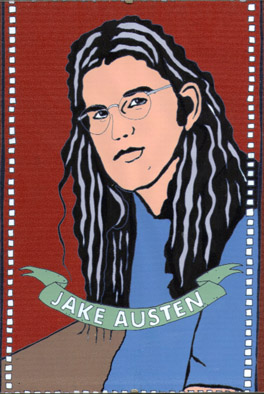 Jake Austen, Illustration by Derek Erdman