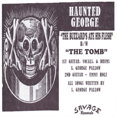 Haunted George - The Buzzards Ate His Flesh.jpg