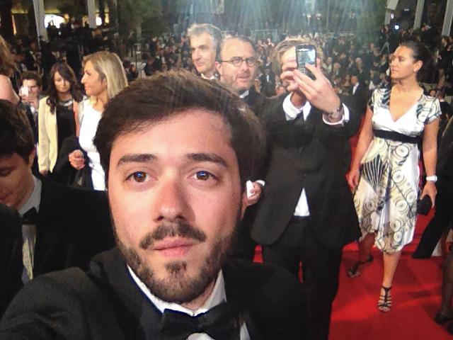 Robert Kolodny at Cannes
