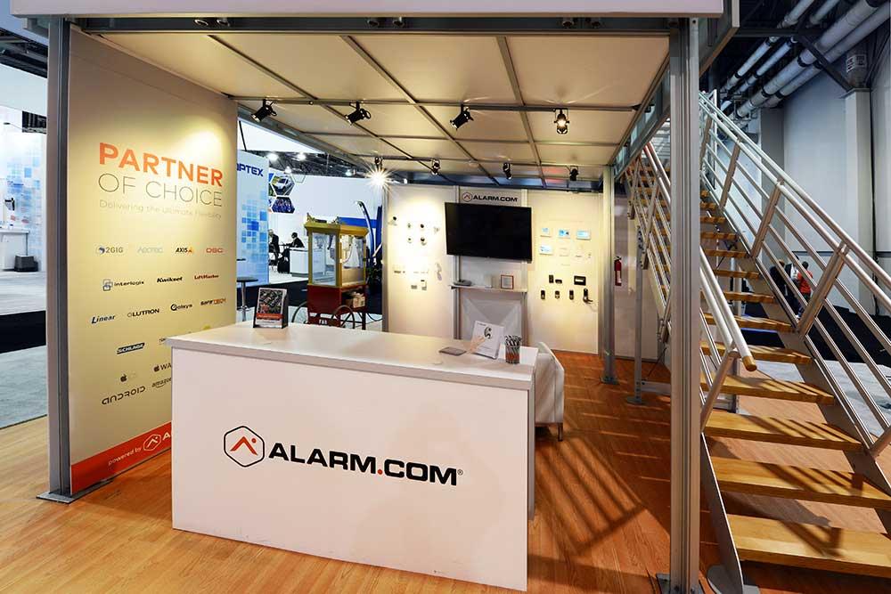 Alarm.com 40' x 50'