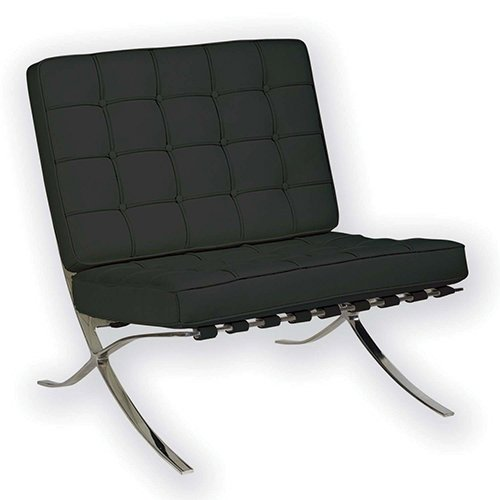 Chair F - Black