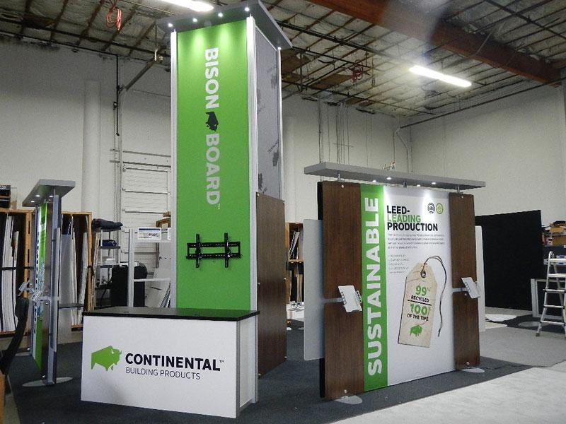 Continental Building Products 20' x 20'