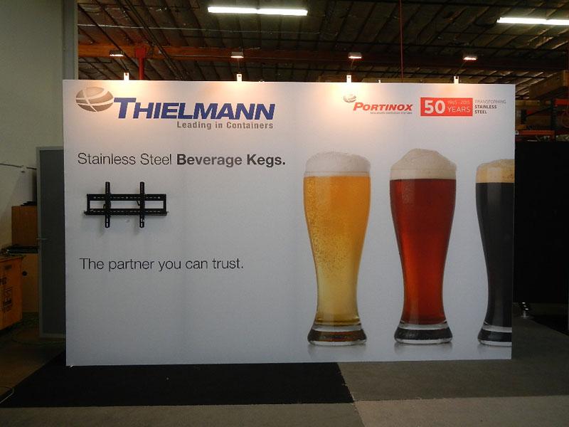 Thielmann custom SEG wall