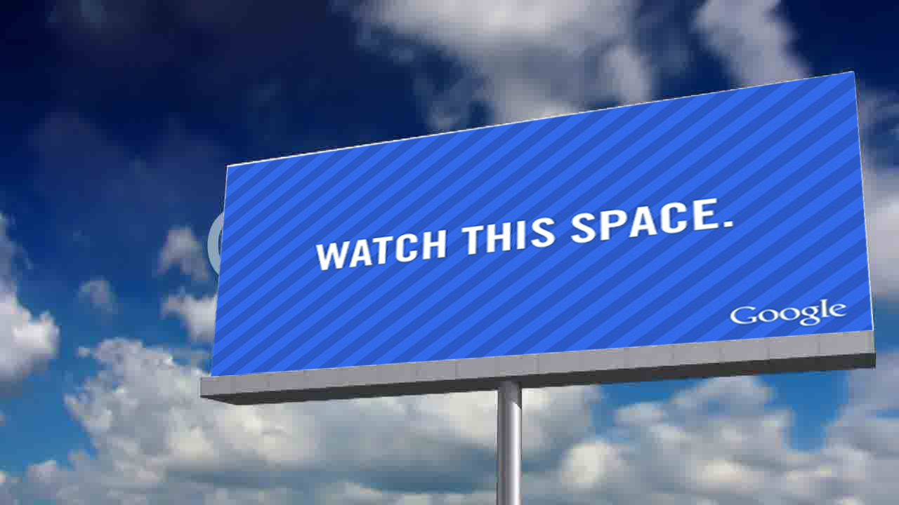 The billboard of the future