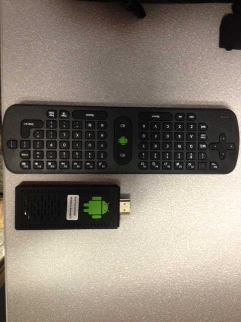 """""""Remote"""" and THE device."""
