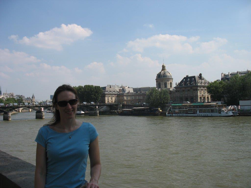 The River Seine, 2008