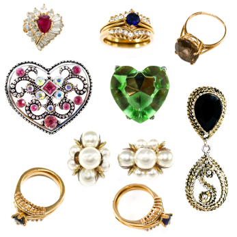 Do you invest in diamonds or costume jewelry?