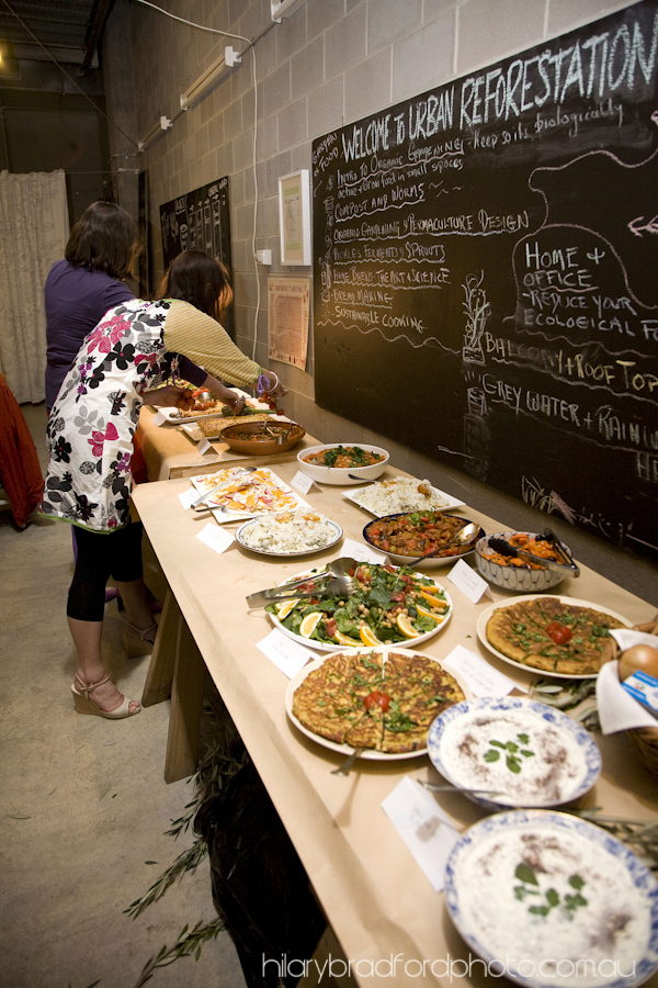 Local Food Dinners to Engage your Community.