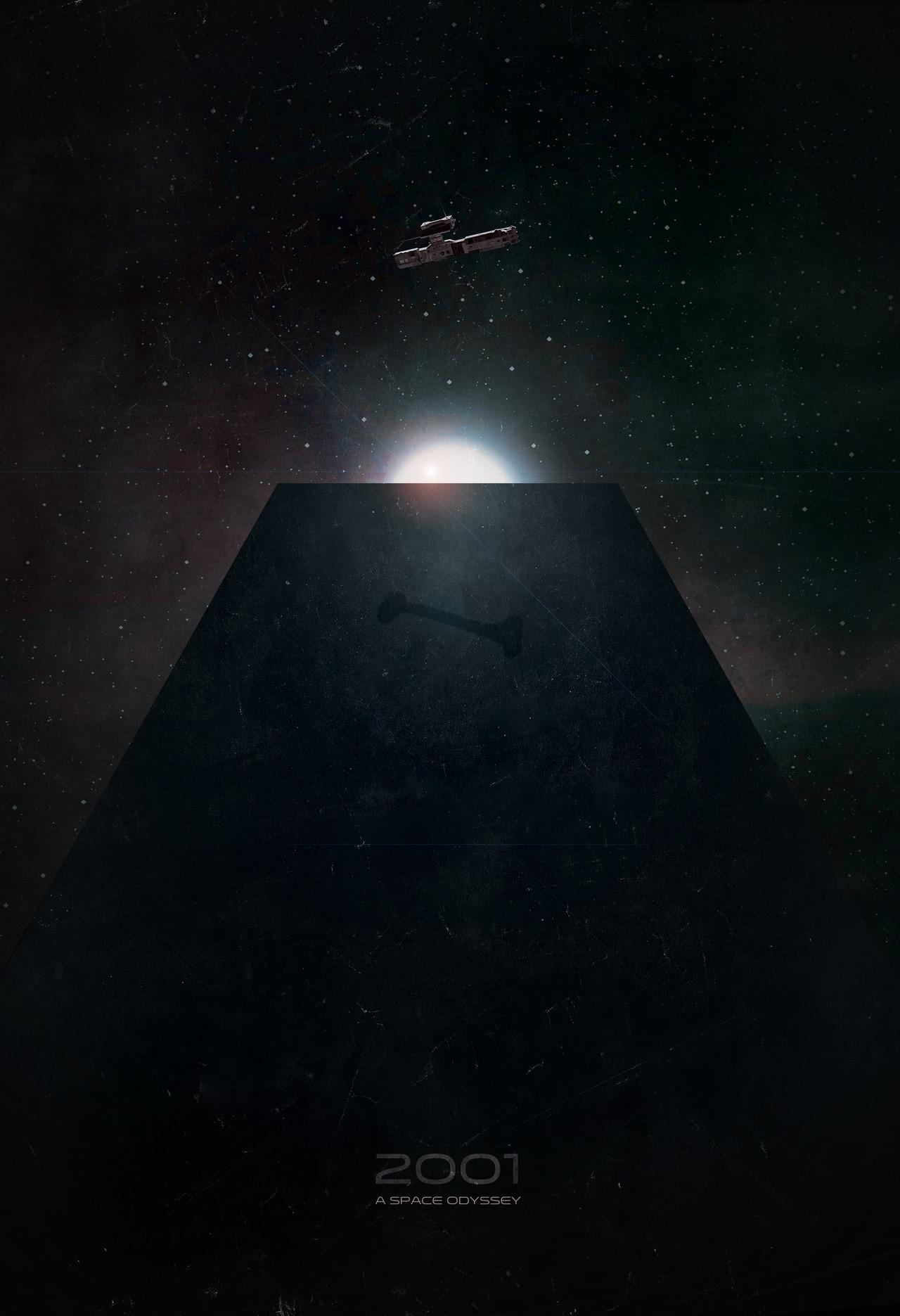 2001: A Space Odyssey   by Jason Heatherly