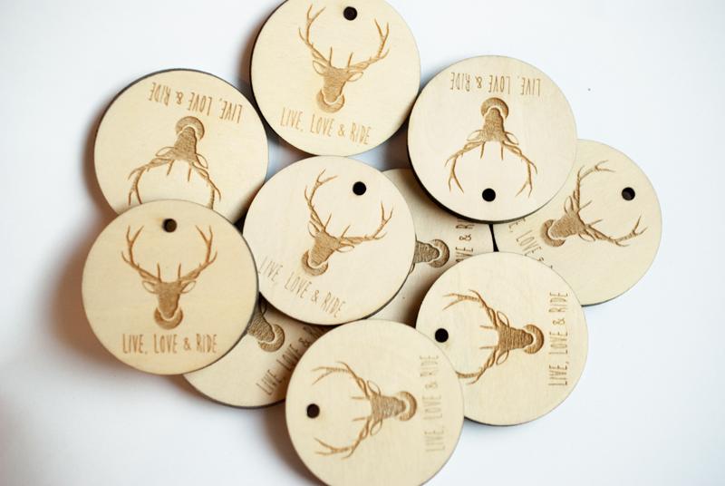 Porte clef en bois sur-mesure