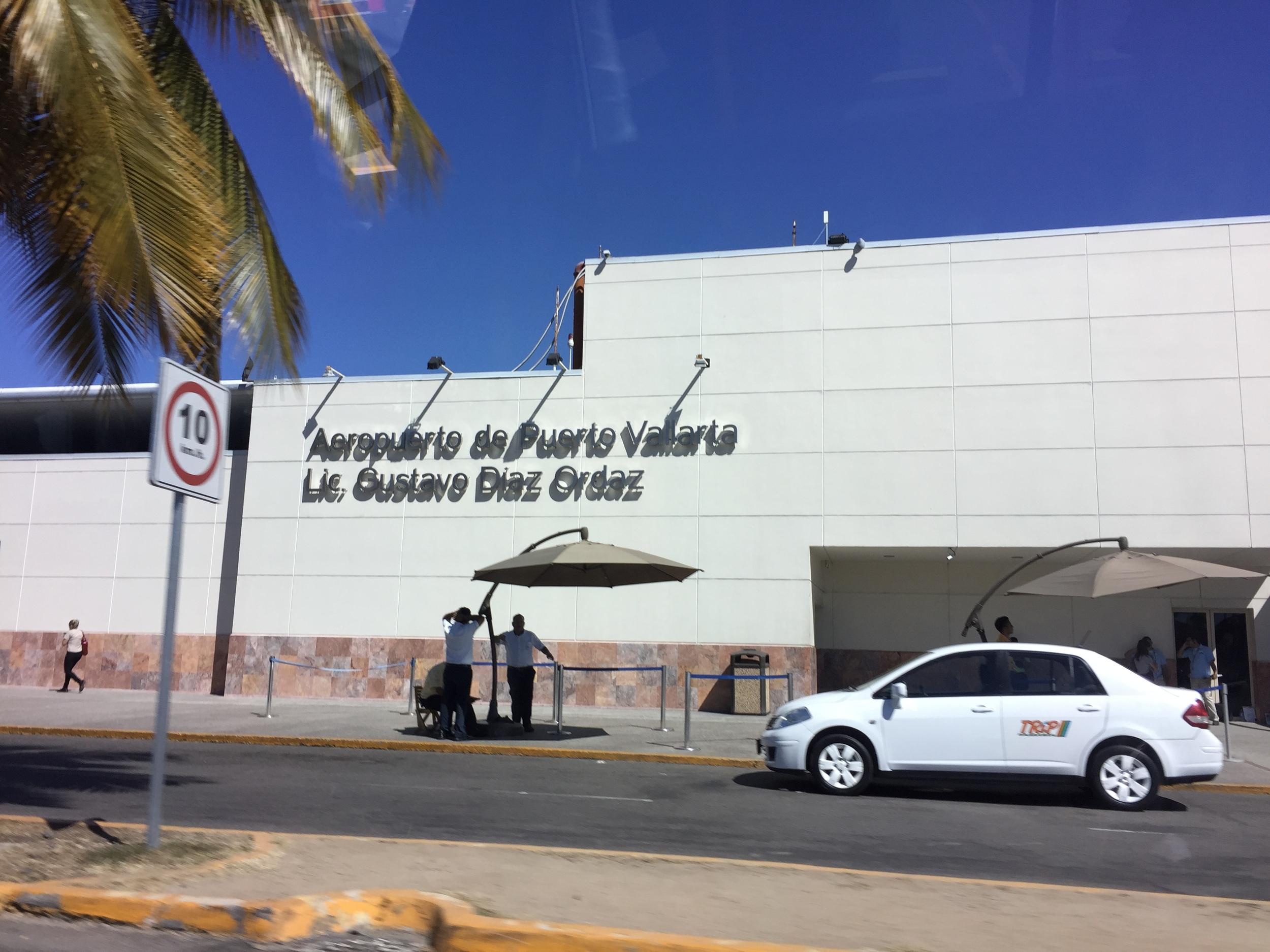 Puerto Vallarta air port