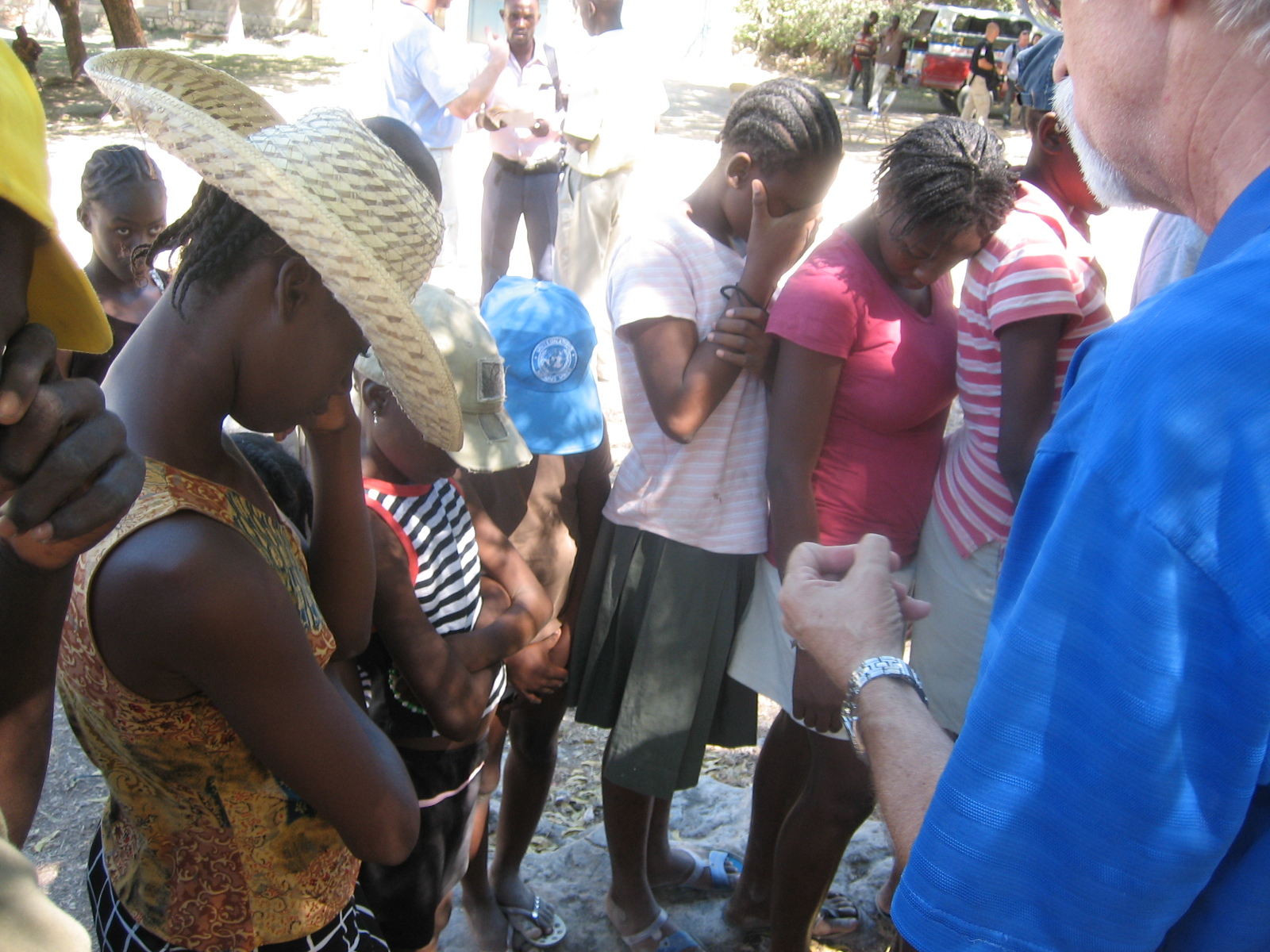 Haitians Praying.jpg