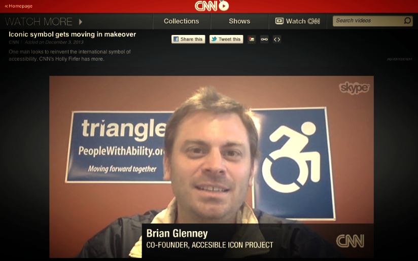 CNN Interview 12/3/2013