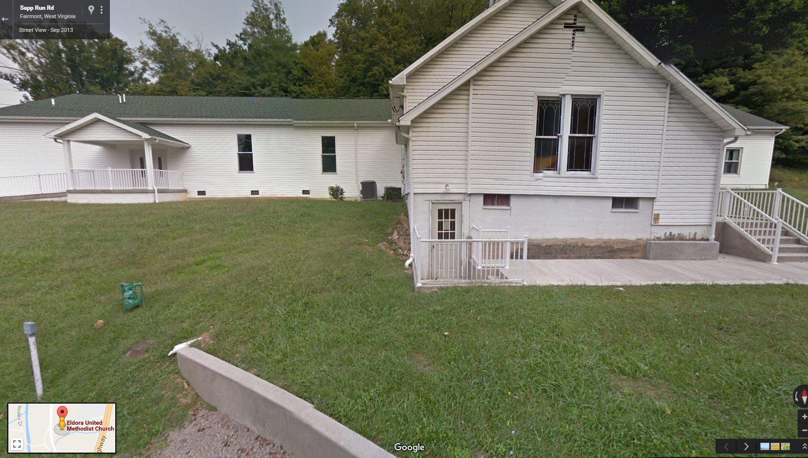 Eldora United Methodist Church