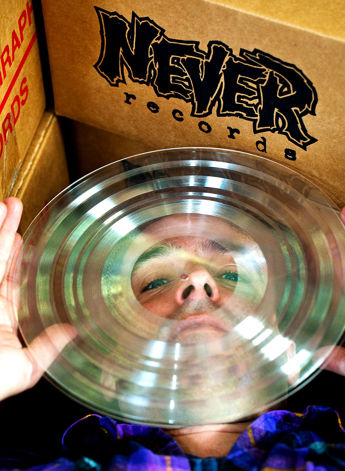 Ted Reiderer : Never Records