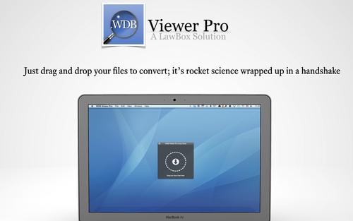 WDB Viewer for Mac — LawBox LLC