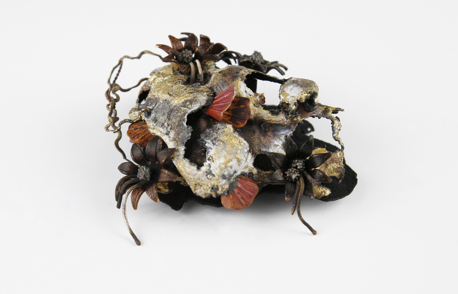 Reef Brooch