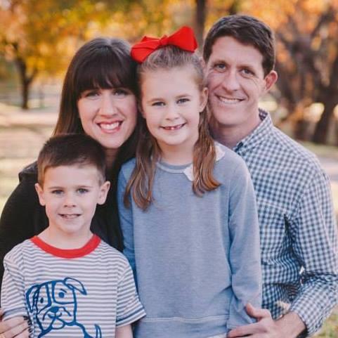 Rev. Joseph Nader and family