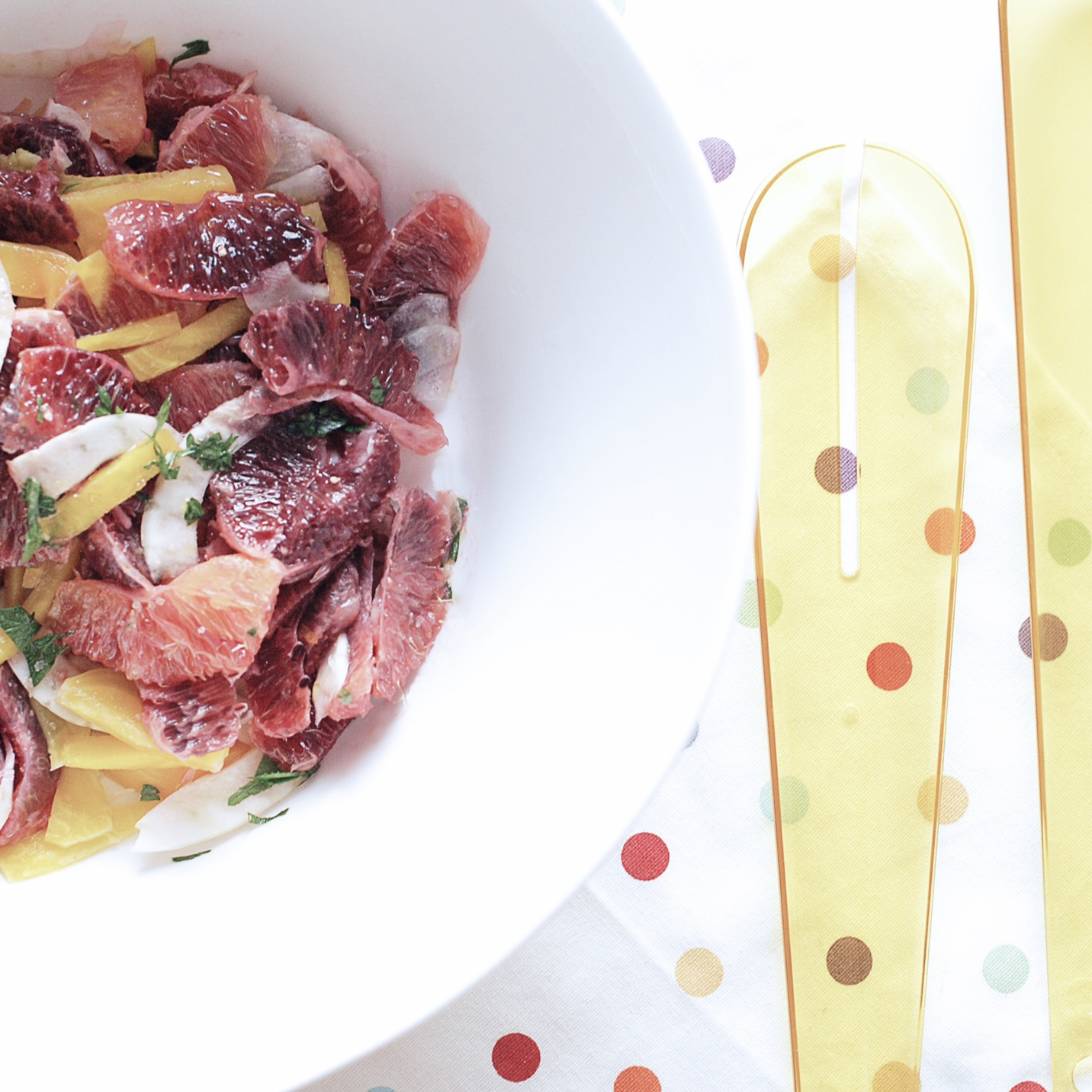 Get our Blood Orange Salad With Beets & Fennel recipe at the  Eco Diva Beauty Blog