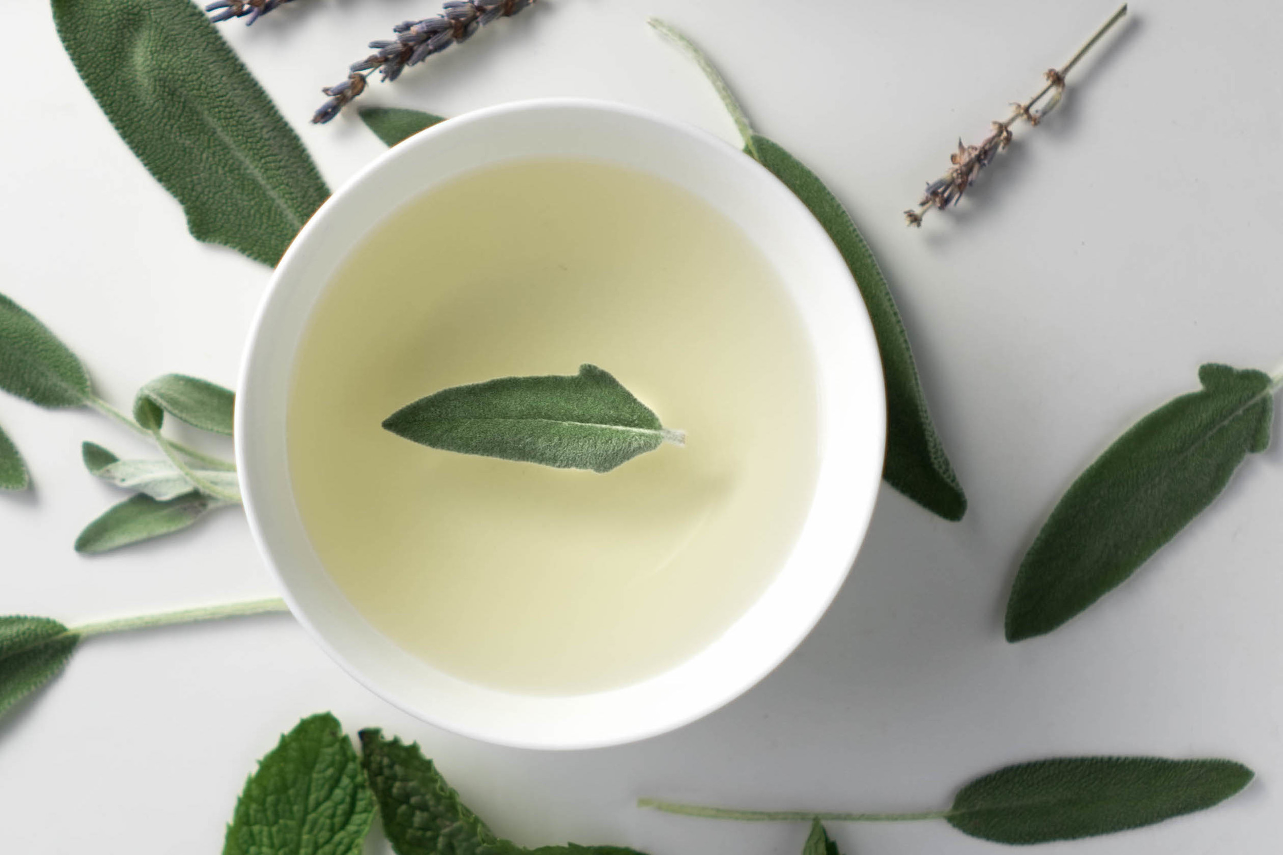 Sage Herb For Skin Care