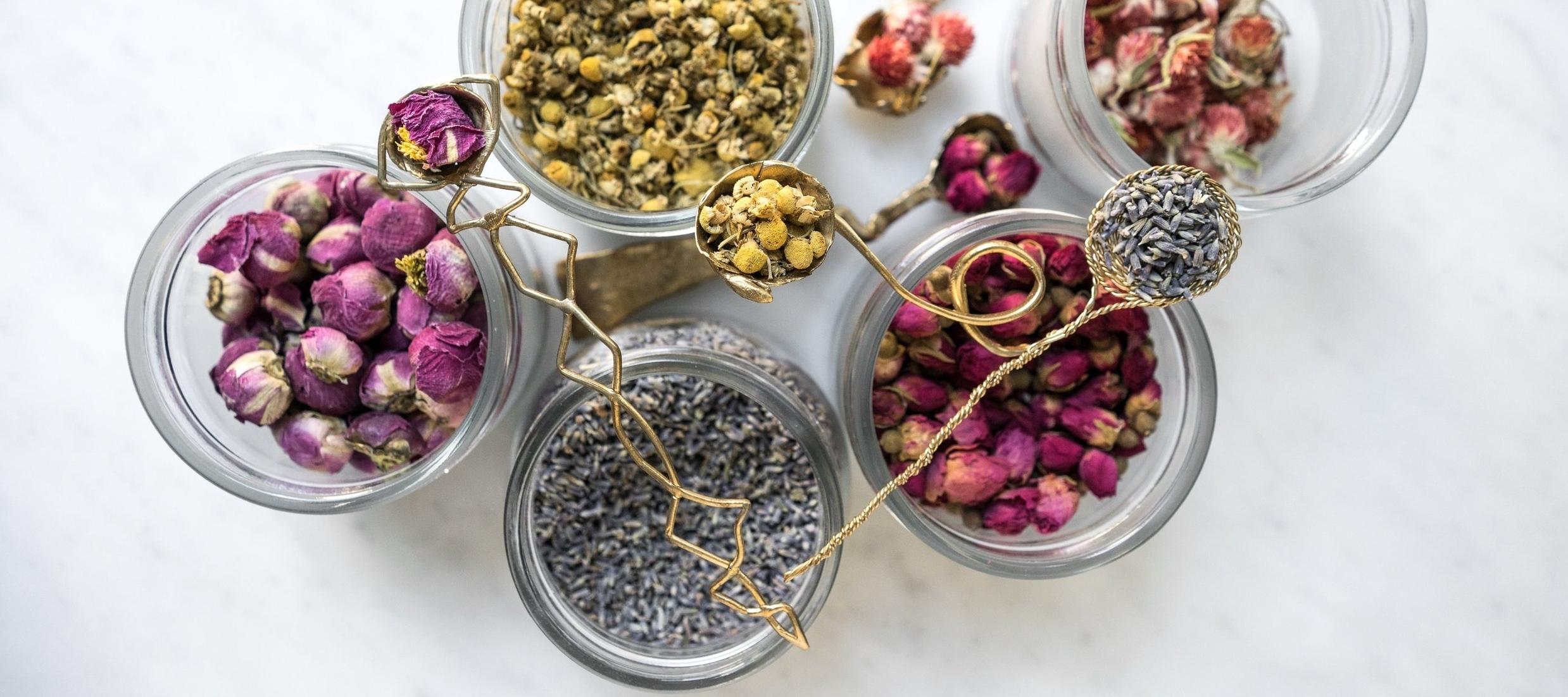 HEALTH & WELLNESS - TEAS FOR SKINCARE