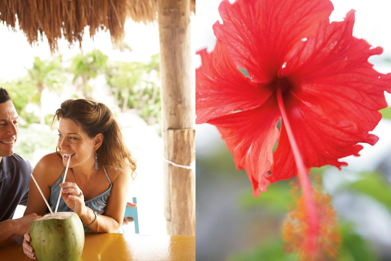 Tulum_Mexico_Couple_Drinking_Coconut.jpg