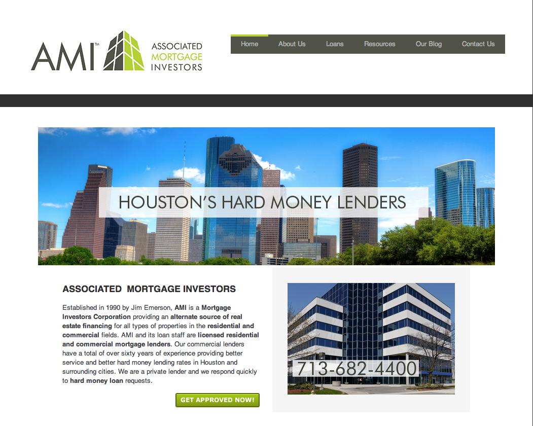 2014 AMI Website, SEO, SEM strategy and deployment.