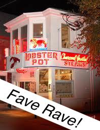 The Lobster Pot Restaurant, Provincetown