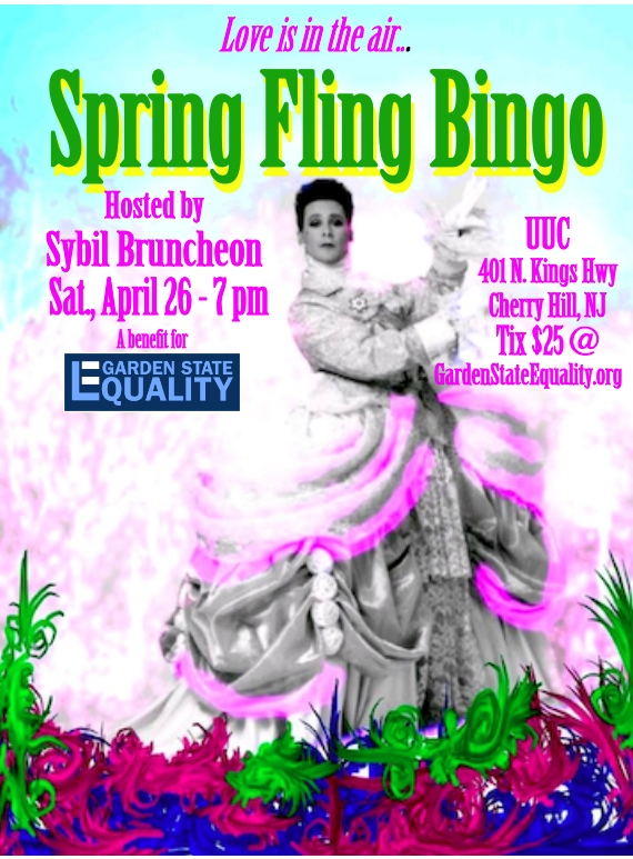 To buy tickets for this great night out, here's the link!!! http://www.gardenstateequality.org/events/