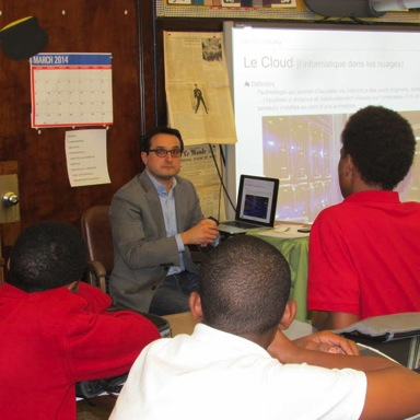 Academie Lafayette - Presentation