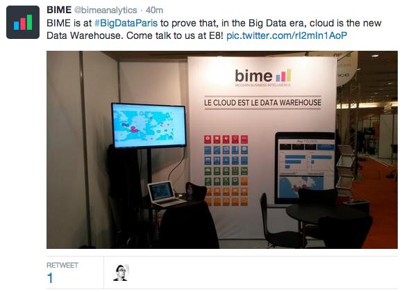 Big Data Paris 1