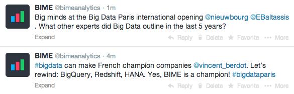 Big Data Paris 2