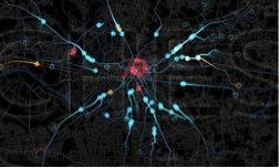 Figure 19: England Riots Map   Source  : DigitalAttackMap.com