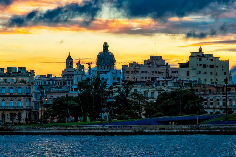 Havana Waterfront Sunset.jpg