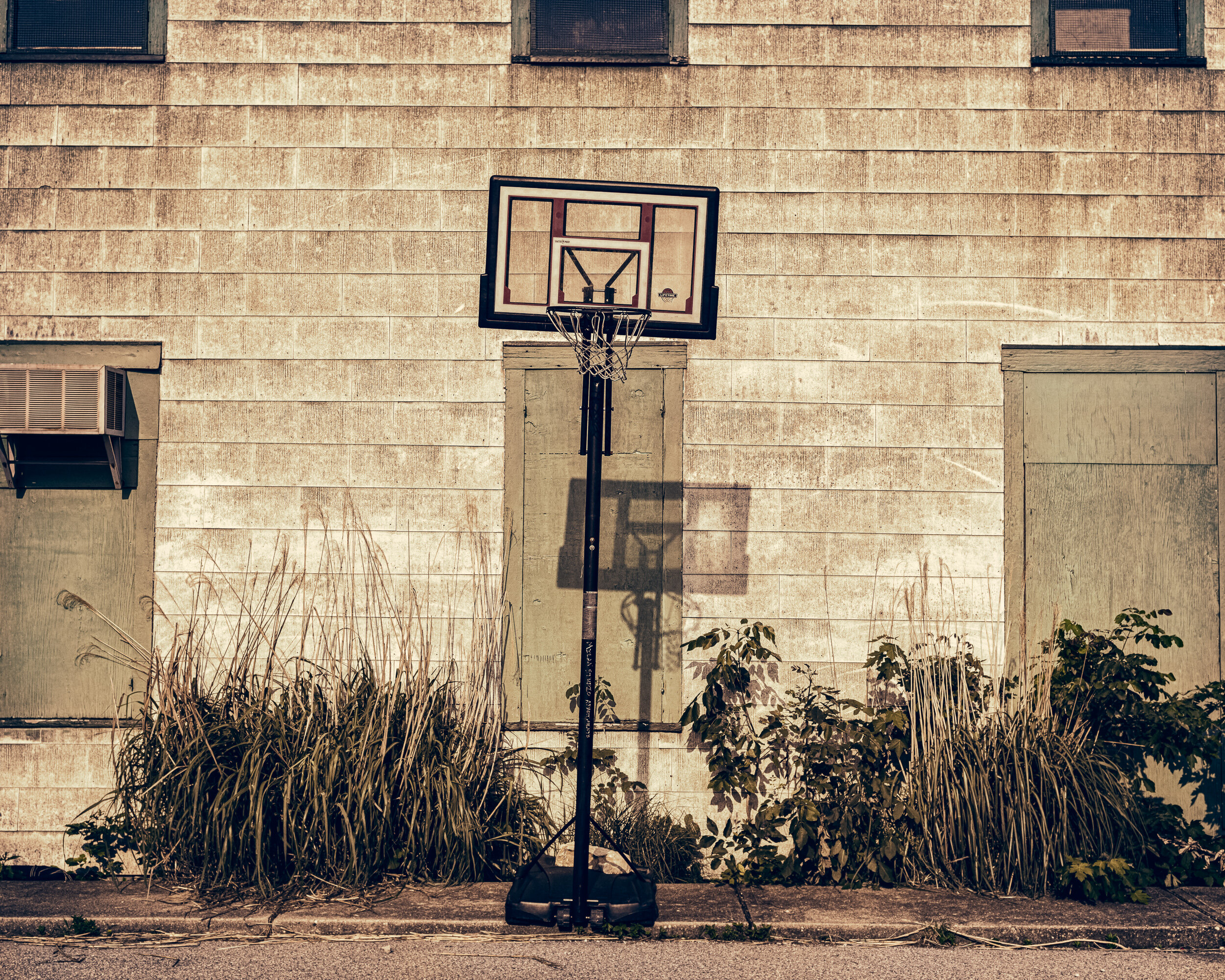 Basketball with Green, Milan, Ind.