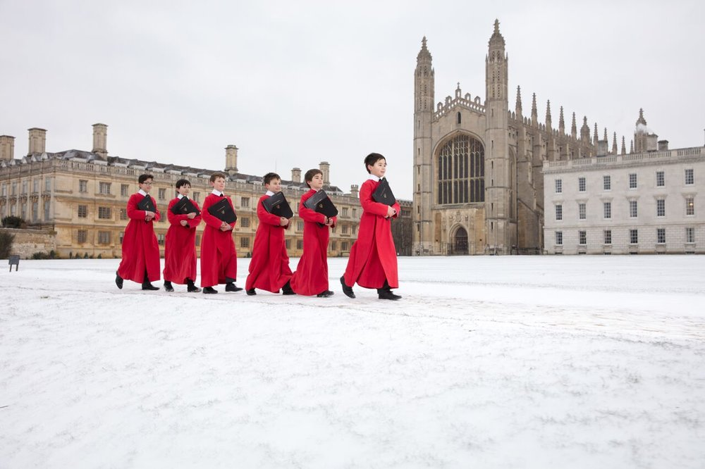 The Choir of King's College Cambridge — Kate Gedge