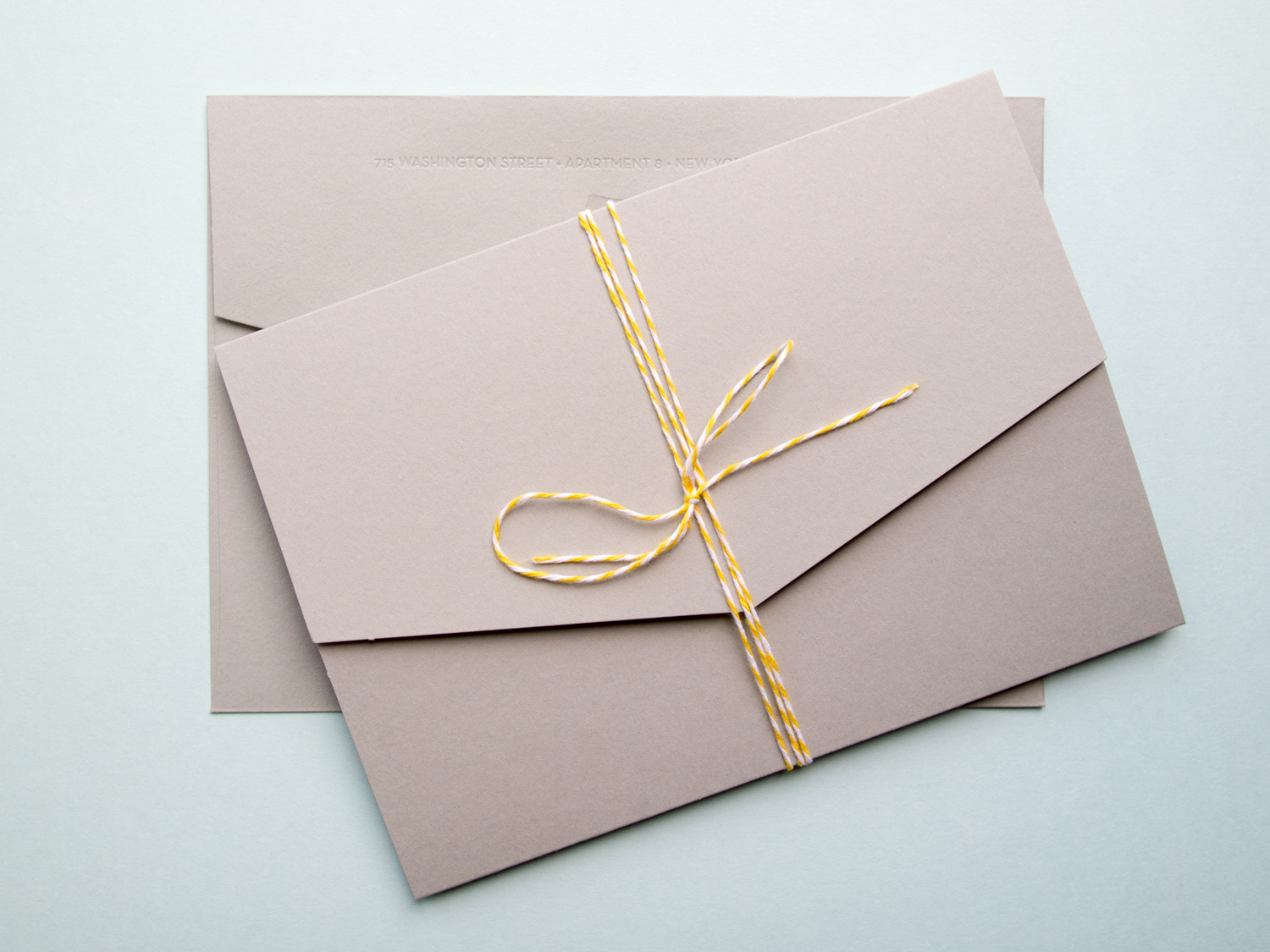 Envelope and Pocket Fold