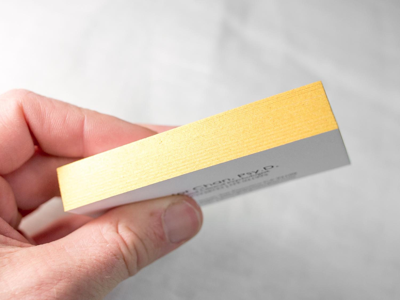Gold Edge Paint
