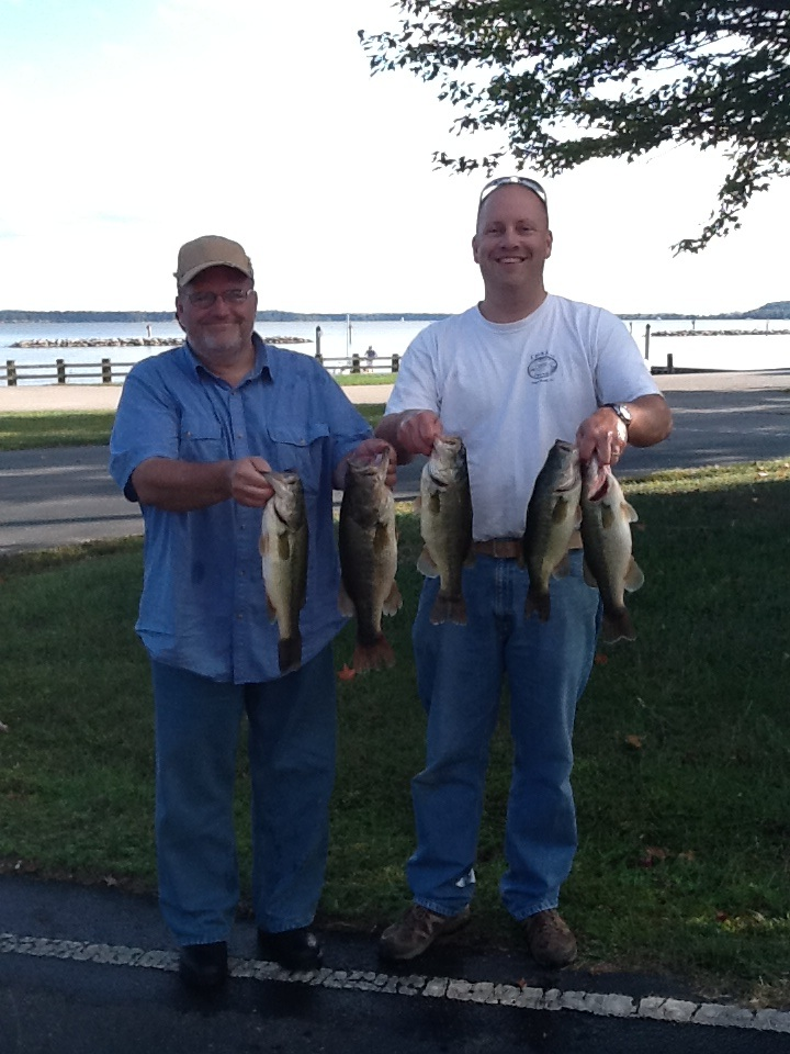 Amazing Dysart Brothers Fourth Place 12.19 lbs