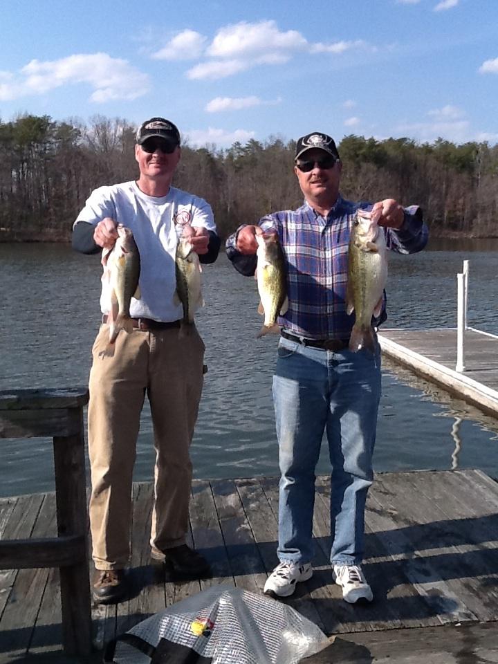 John Sherer and John Helfrich 11.58 lbs