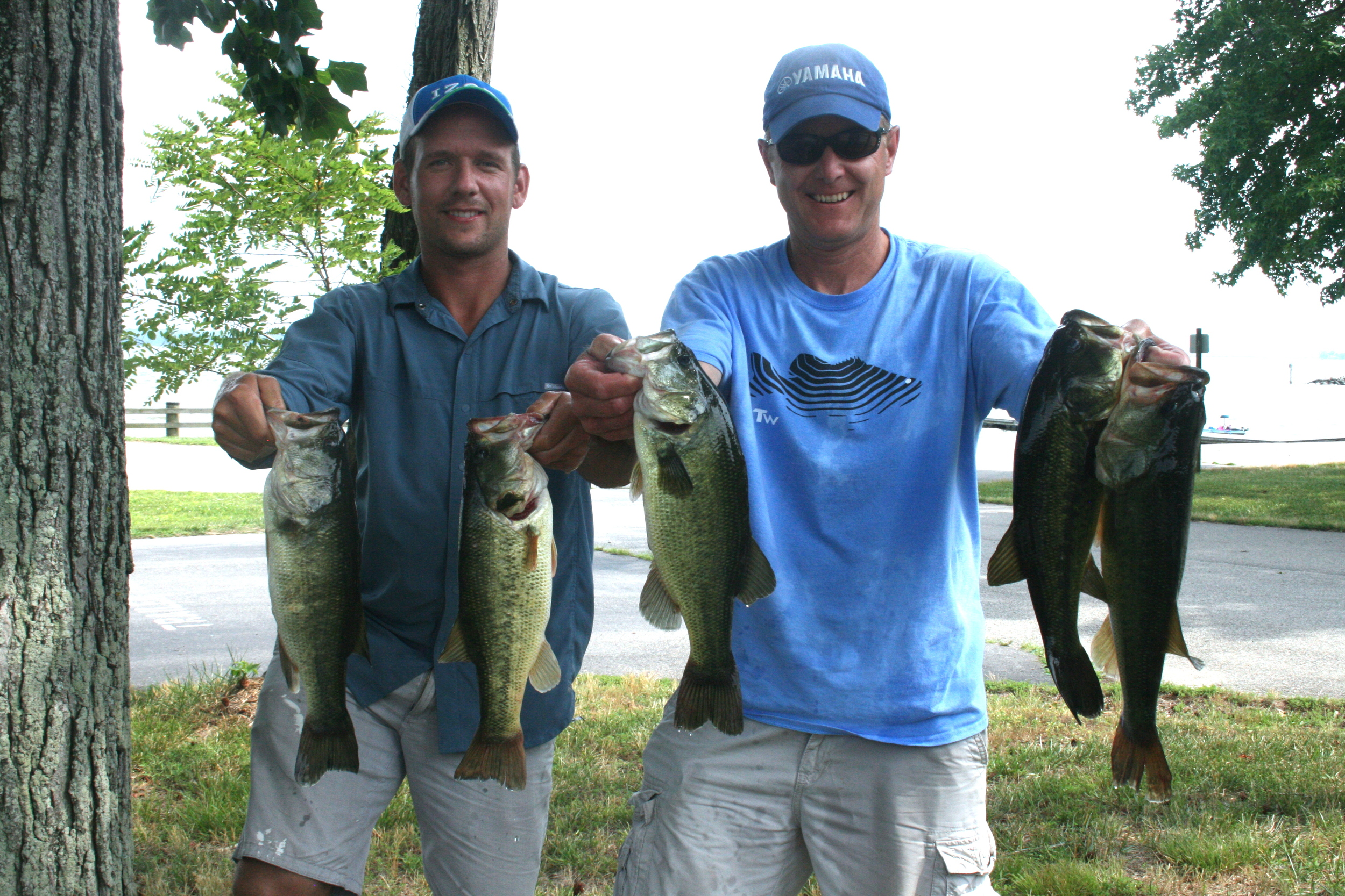 Michael and Mark Heatwole First Place 12.84 lbs
