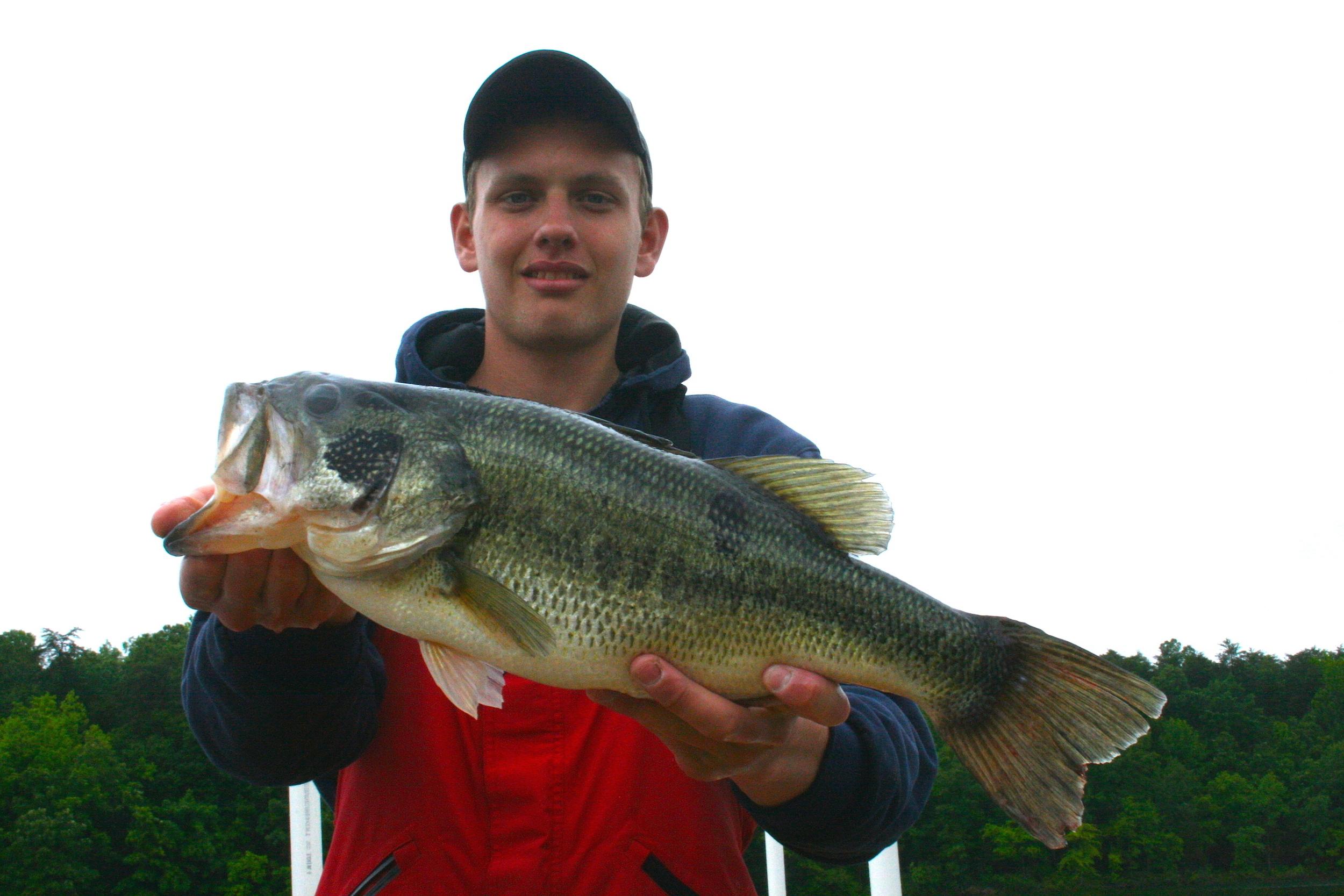 Dominique Morris Big Fish 5.71 Lbs
