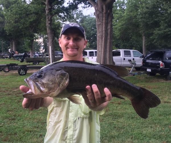 Chris Hahn Big Fish 5.15 lbs