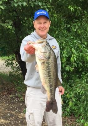 Mark Heatwole Big Fish 6.33 lbs