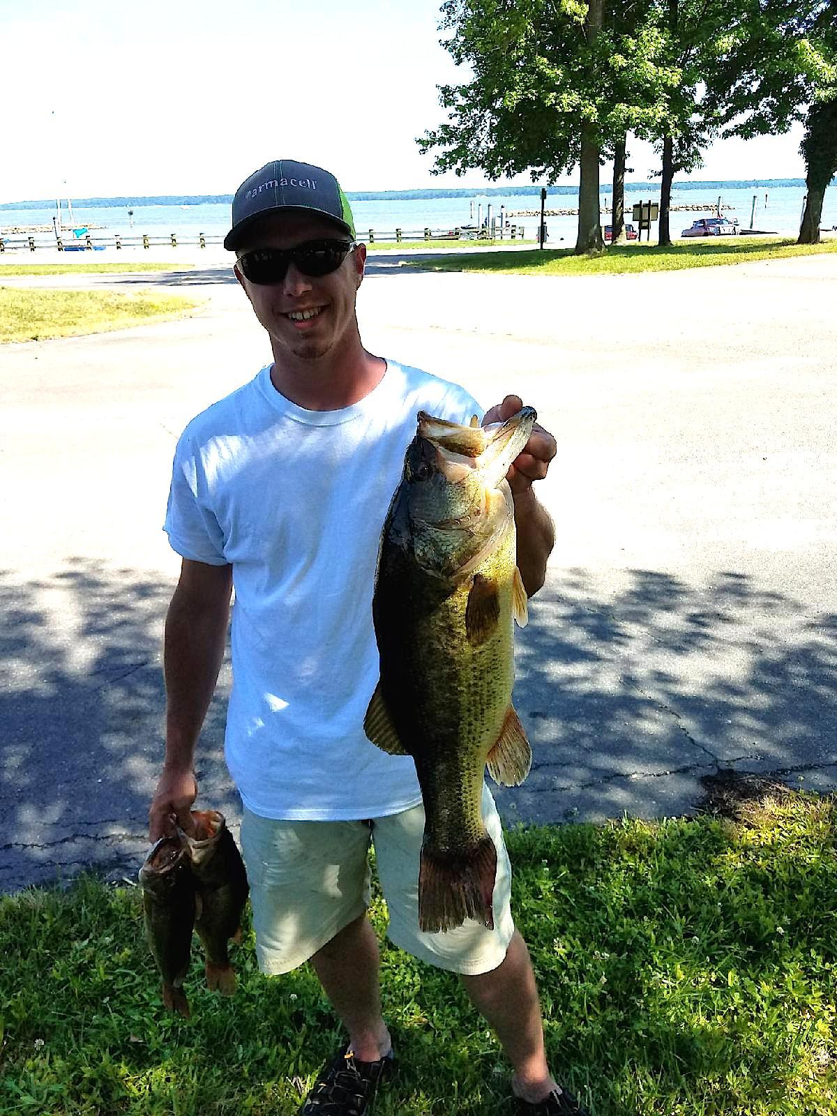 John Jefferson Big Fish 5.08 lbs