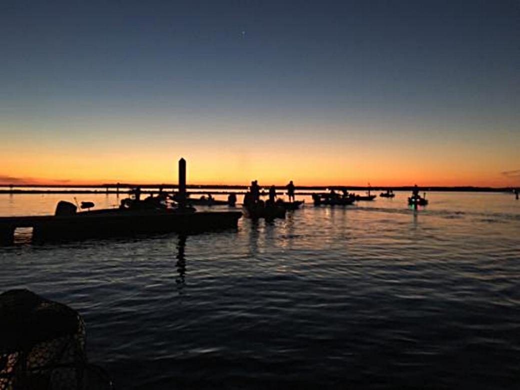 Potomac River September 23,2017 photo Tom Nelson