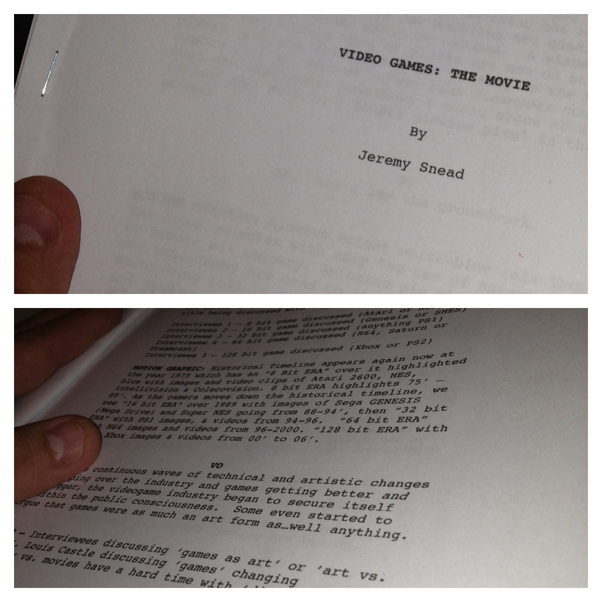 Script Complete!