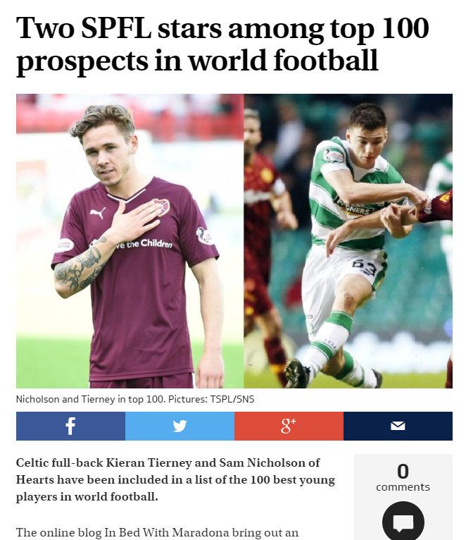 The Scotsman, December 2015